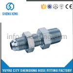 HYDRAULIC JIC MALE/NPTF MALE FITTING