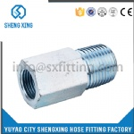 HYDRAULIC NPT MALE/NPT FEMALE ADAPTER