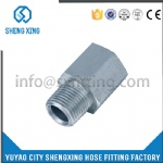 HYDRAULIC BSPT MALE/BSPT FEMALE FITTING